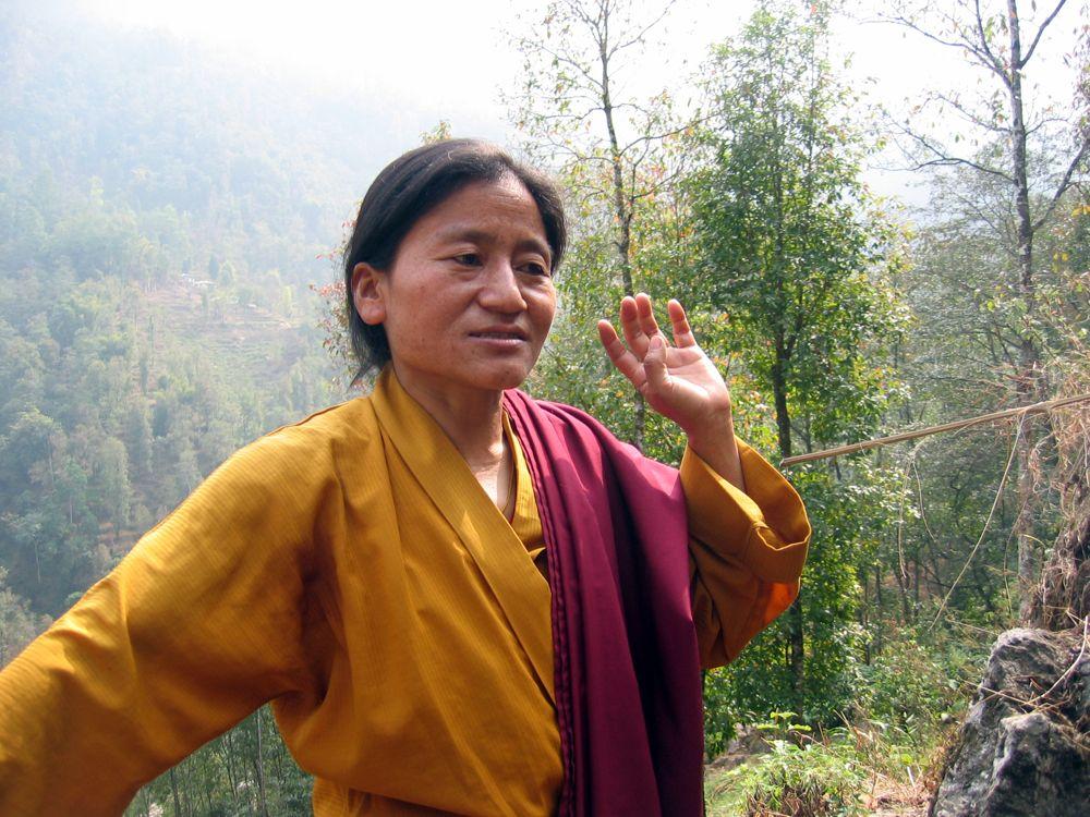 Sister Sonam