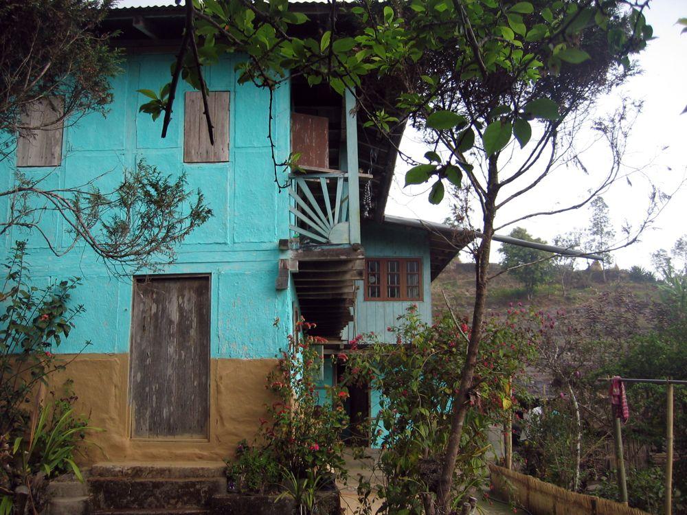 Rai family home